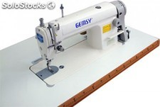 Gemsy gem 8700 Piqueuse plate industrielle (machine montee complete)