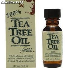 Gena tea tree oil 1/2 oz aceite arbol del te 100%