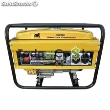 Generador electrico 2000w bearmachines