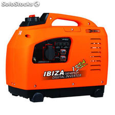 Generador Genergy Digital Inverter Ibiza II 1000W
