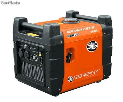 Generador inverter el mejor arranque electrico y control for Generador inverter 2000w