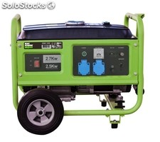 Generator Mac Power 208 cc / 7 Hp - 2.5 kw / 2.7 kw