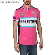 Geographical Norway Kargentina man new pink navy - S