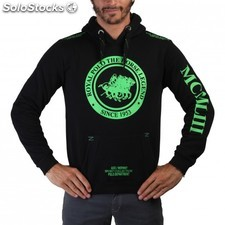 Geographical Norway RP Filgeralde man black green - L