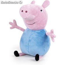 George 45CM - peppa pig ready for fun - play by play - peppa pig - 8425611356711
