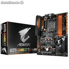 Gigabyte - ga-AX370-gaming-K7 amd X370 Socket AM4 atx placa base