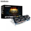 Gigabyte GTX580SO 1536GB GDDR5 DVI PCIe