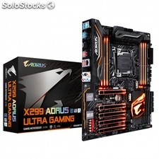 Gigabyte - X299 aorus Ultra Gaming Intel X299 lga 2066 atx placa base