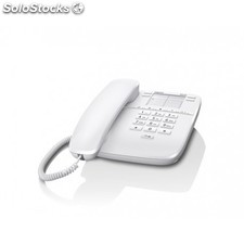 Gigaset - DA310 Analog telephone Color blanco