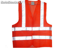Gilet de protection orange