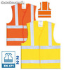 Gilet fluo Maxi Light