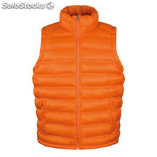 Gilet rembourré RE193M-or-xl, Orange