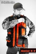 Gilet securite tactique fluo neverlost