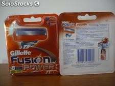 Gillette fusion power 8 wkłady