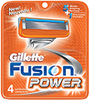 Gillette Fusion Power blades 1x4 x10 x20 200pcs