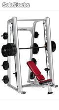 Gimnasio smith machine ssm