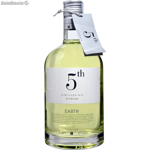 Gin 5TH earth - 5 th - 8412145152056 - GMGIN00111