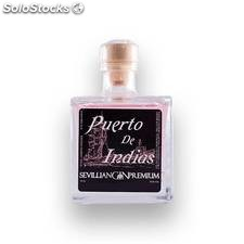 Gin Puerto de Indias Strawberry miniatura 100ml