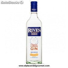 Ginebra 1880 gin rives bot. 70 cl.