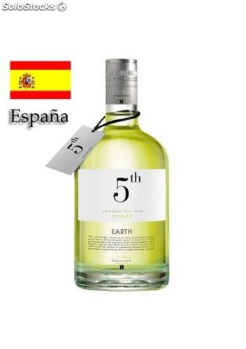 Ginebra 5 TH Earth 70 cl