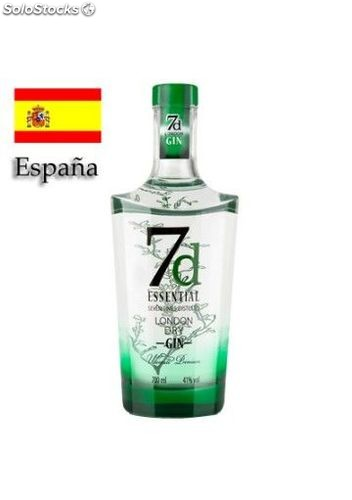 Ginebra 7D Essential 70 cl