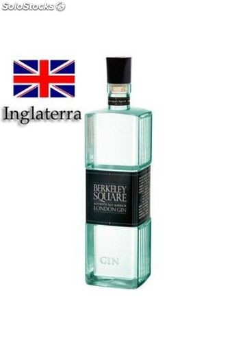 Ginebra BerKeley Square 70 cl