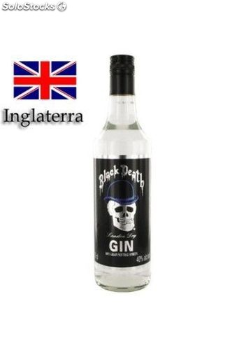 Ginebra Black Death 70 cl