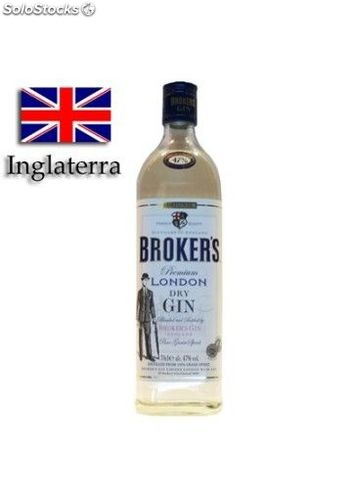 Ginebra Brokers Export 70 cl