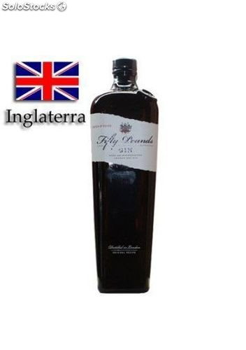 Ginebra Fifty Pounds 70 cl