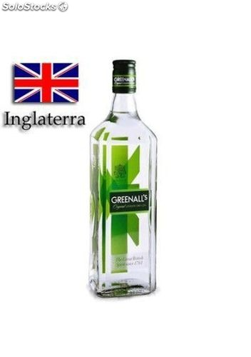 Ginebra Greenalls 70 cl