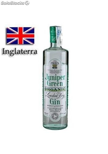 Ginebra Juniper Green 70 cl