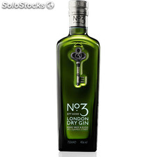 Ginebra london dry nº 3 - nº. 3 - 5010493025775 - GMGIN00148