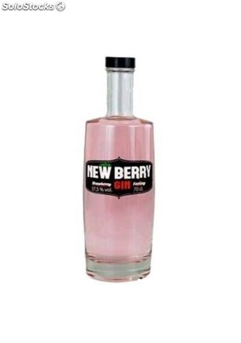 Ginebra New Berry 70 cl