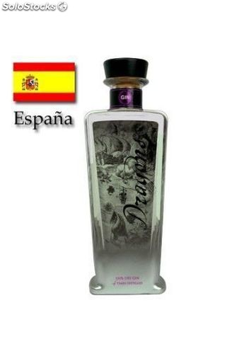 Ginebra Port Of Dragons Dry 70 cl