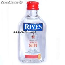 Ginebra Rives London Gin 5cl