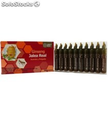 Ginseng-jalea real 20 ampollas 15 ml