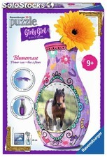 Girly girl vase 216P