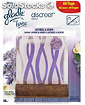 Glade by brise discreet decor (machine) piece