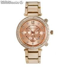 GLANZ PINK GOLD WATCH