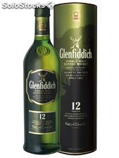 Glenfiddich 12 años 750ml // El Single Malt mas consumido en el mundo