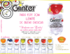 Glinter soft drink