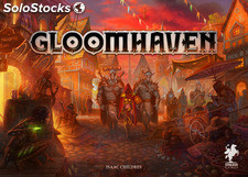 Gloomhaven 2nd Edition [Inglés]