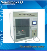 Glow wire test chamber/glow wire/chamber/test chamber/iec