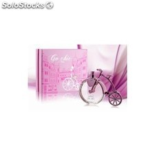 Go Chic Pink Bicicleta 100ml