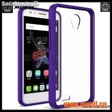 Go Play case fundas Crystal Clear Air Hybrid Alcatel OneTouch Go Play
