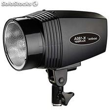 Godox K-180A Mini Master Studio Strobe Photo Flash Jefe de luz de lámpara 180W