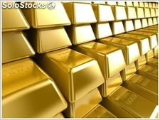 Gold Dust & Gold Bars En Venta (1200).