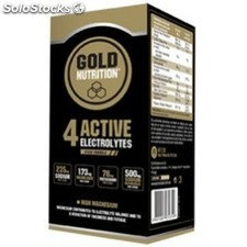 Gold Nutrition 4 Active Electrolytes 10 sticks x 3 gr