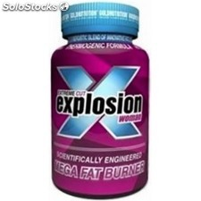 Gold Nutrition Extreme Cut Explosion Woman 120 caps