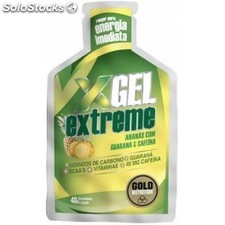 Gold Nutrition Extreme Gel con Guaraná 1 gel x 40 gr